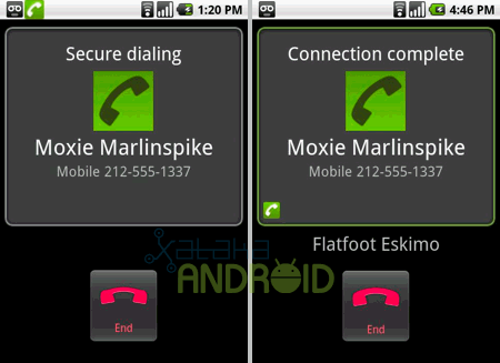 red phone RedPhone: Encripta tus conversaciones para mayor privacidad