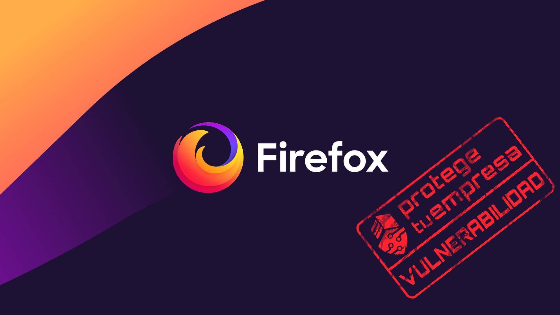vulnerabilidades en Firefox