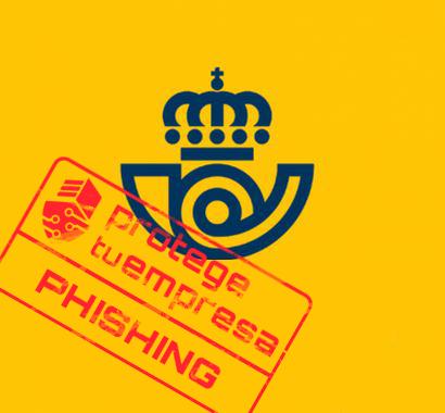 Phishing a Correos