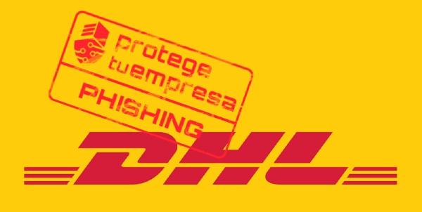 Phishing a DHL