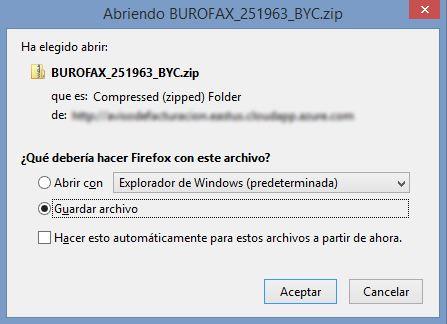 Malware vinculado al correo malicioso