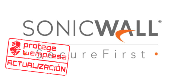 Aviso de seguridad 20/10/2020 - Vulnerabilidad en SonicWall