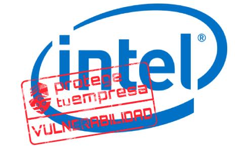 Vulnerabilidad en Intel