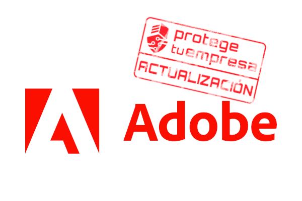Vulnerabilidad en productos Adobe