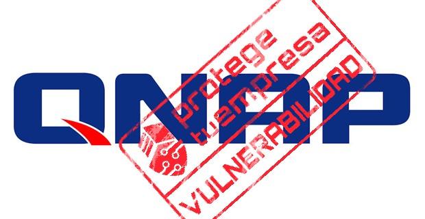 Aviso de seguridad 09/12/2020 - Vulnerabilidad en productos NAS de Qnap