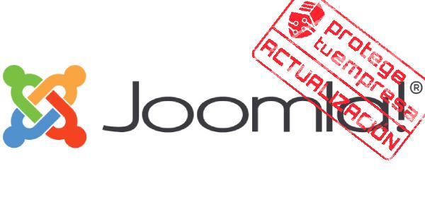 Joomla Logo Actualizacion