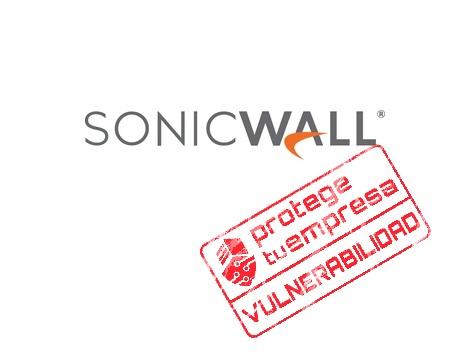 Sonicwall sello
