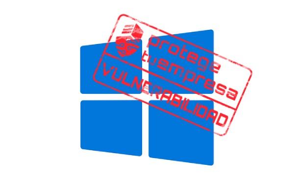 Vulnerabilidad en Windows