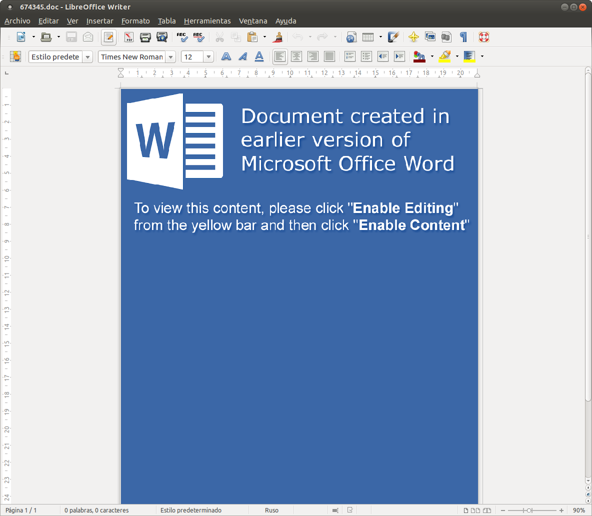 Macros en MS Excel