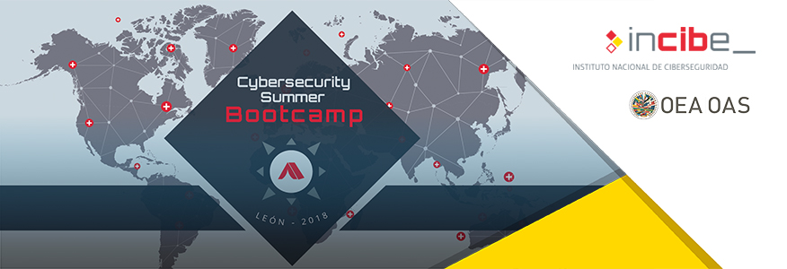 Registro Cybersecurity Summer BootCamp 2018