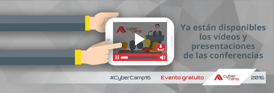 Conferencias CyberCamp