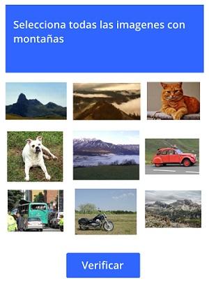 Selecciona todas las imagenes con montañas
