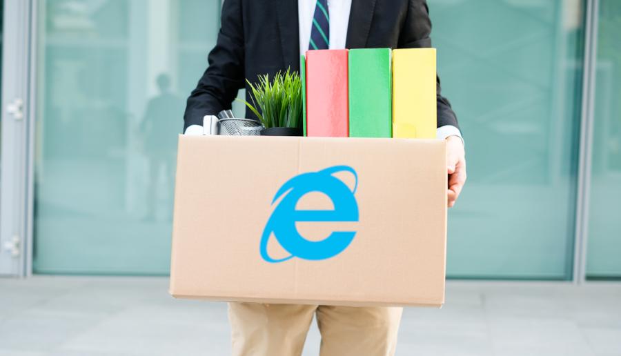 El fin de una época: Internet Explorer 11