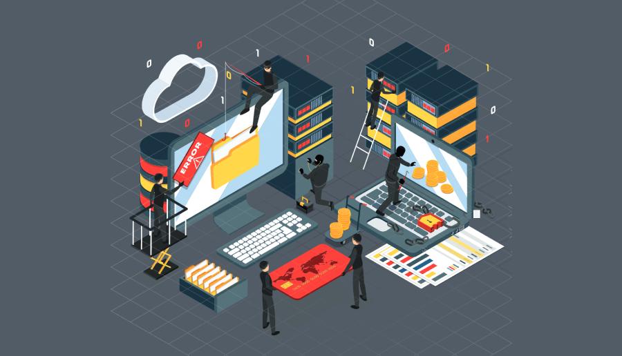 Ciberamenazas contra entornos empresariales