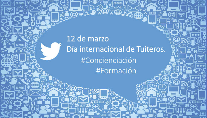12 de marzo, día de los twitteros difunde la importancia de #concienciar y #formar en ciberseguridad en las empresas