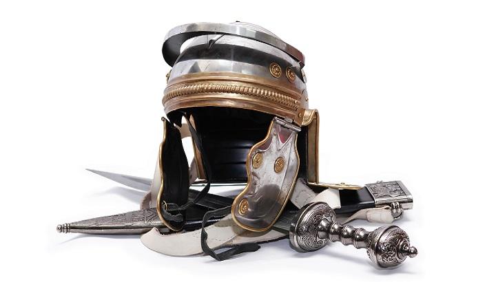 10 armas del gladiador antimalware