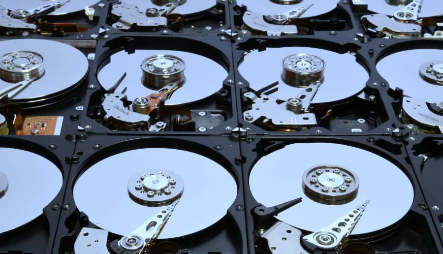 Empresa previsora, vale por dos: la clonación de discos duros.