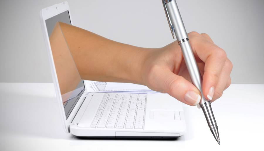 ¿Sabes cómo utilizar la firma electrónica?