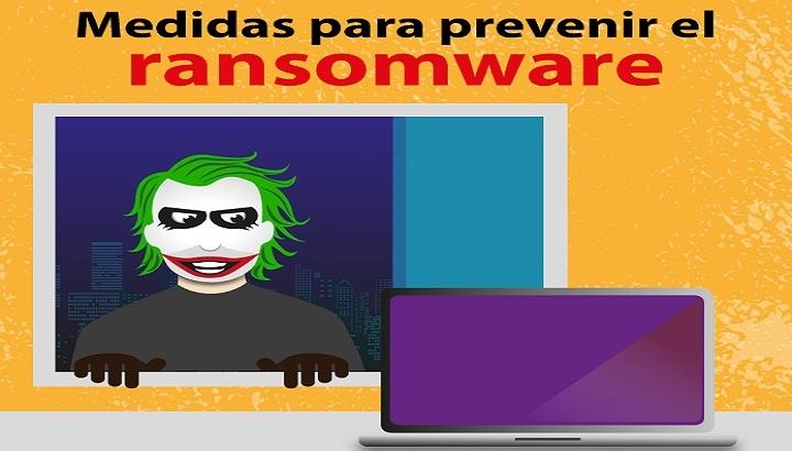 Que no te secuestren el ordenador: medidas para evitarlo