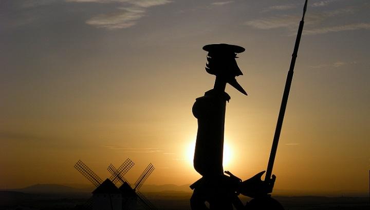 Capítulo I: De la jamás vista ni oída ventura y desventura del valeroso don Quijote con la ciberseguridad