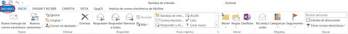 Outlook - Archivo