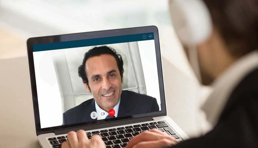 Videoconferencia segura