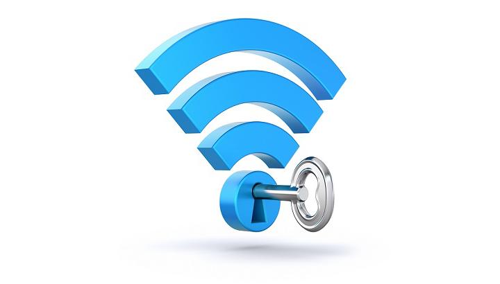 wifi protegida