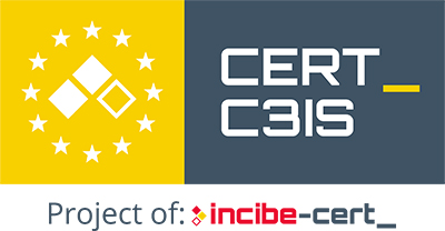 Logo CERT-C3IS