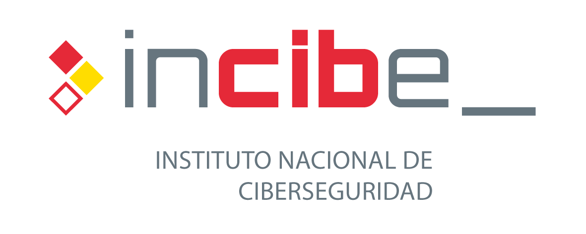 logotipo Instituto Nacional de Ciberseguridad