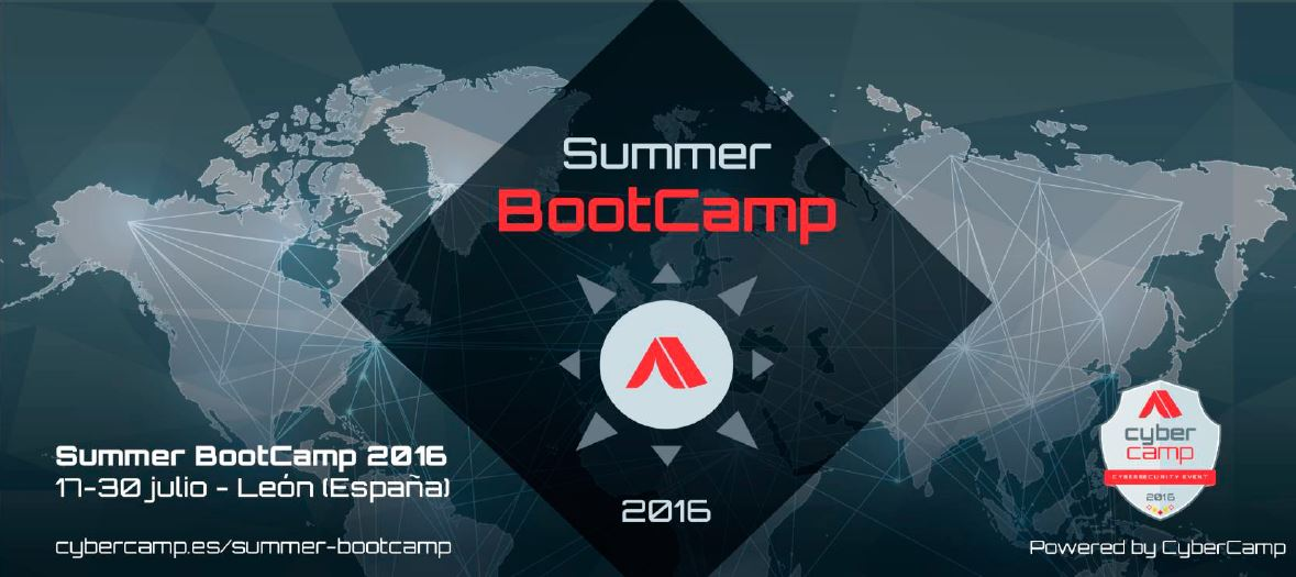 Dossier Cybersecurity Summer BootCamp 2016