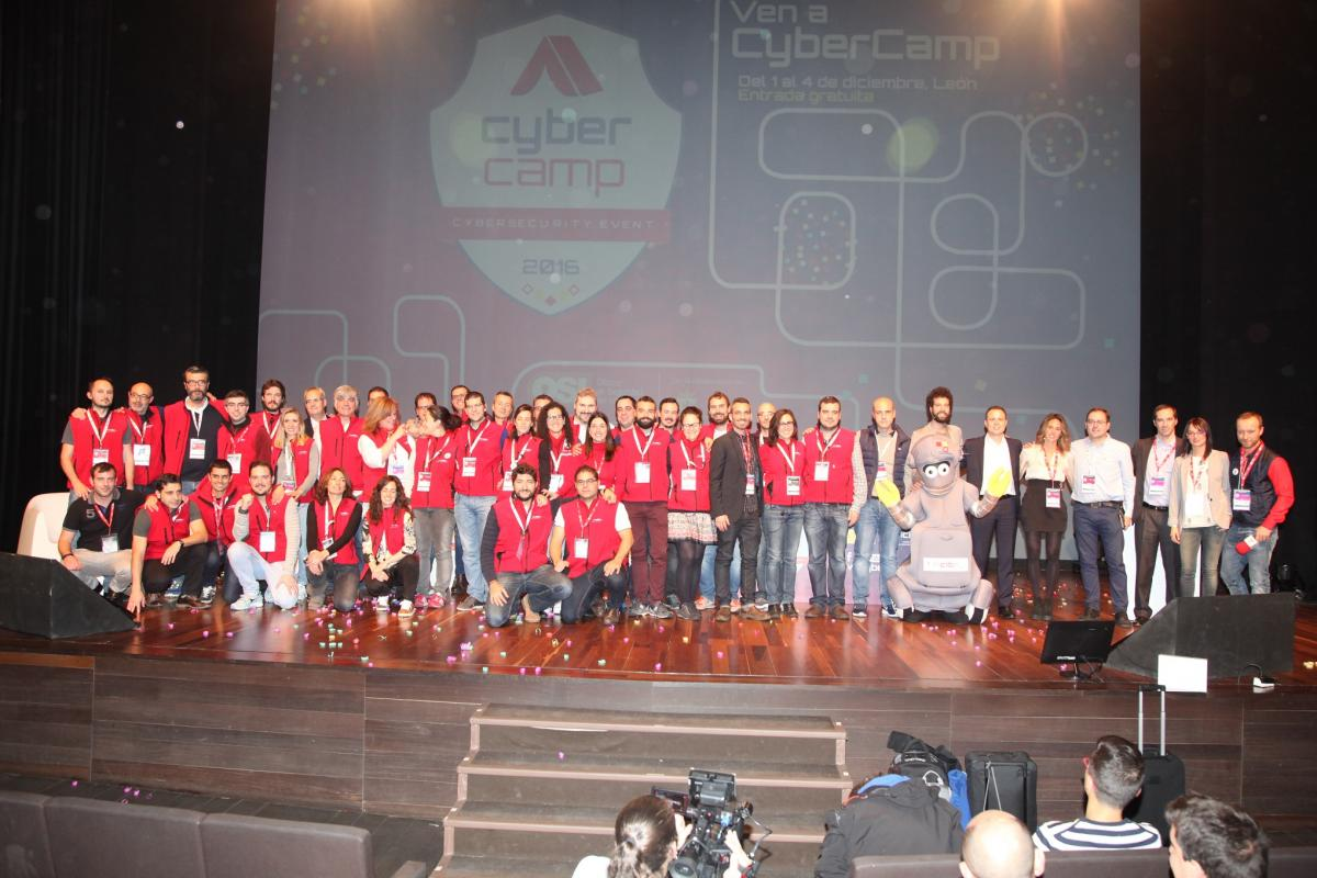 CyberCamp 2016 INCIBE