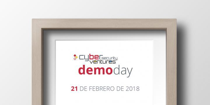 Cybersecurity Ventures Demo Day INCIBE 21 de febrero de 2018