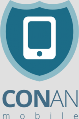 logotipo CONAN mobile