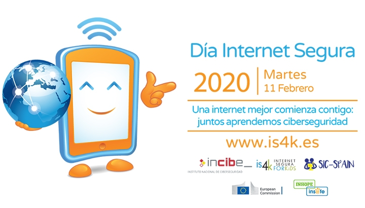 Día de Internet Segura 2020 - Safer Internet Day 2020