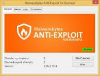 Malwarebytes Anti-Exploit for Business