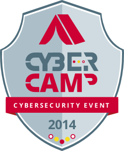 Logotipo de Cybercamp