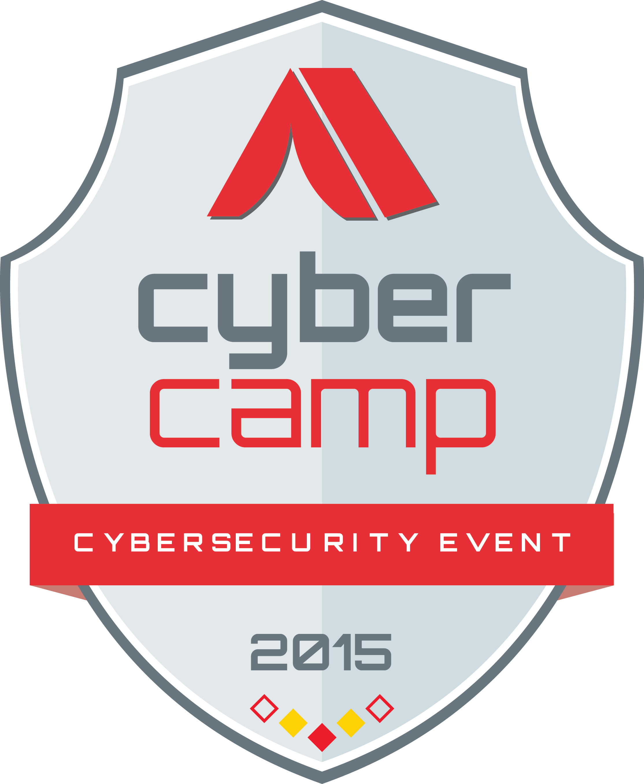 logotipo CyberCamp 2015